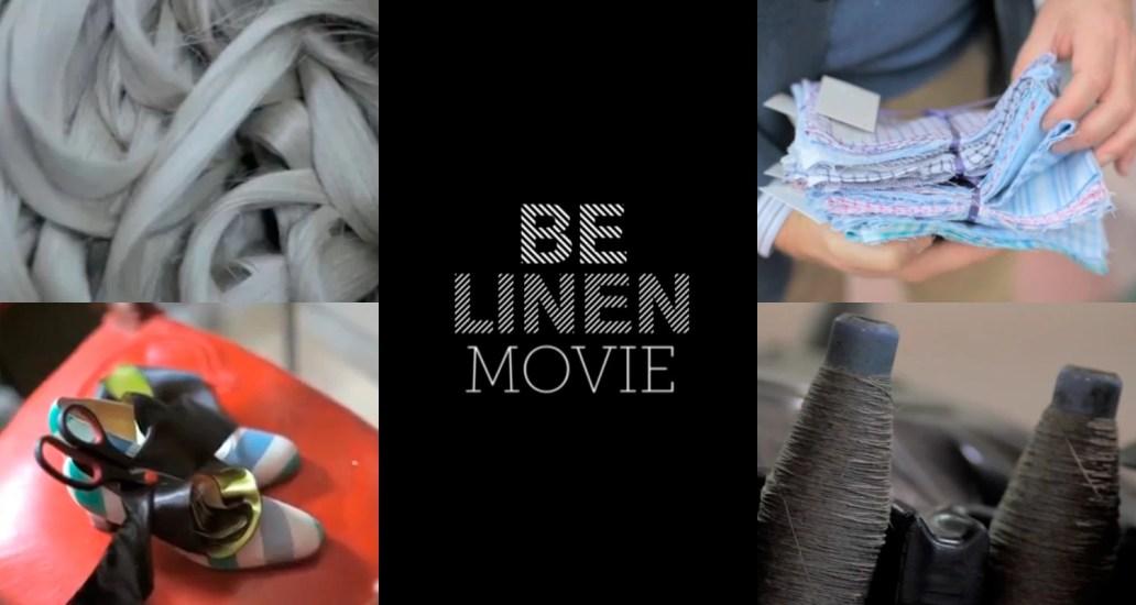 Be Linen Movie - documentario sulla produzione del lino