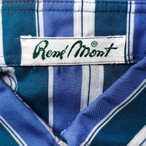 dettaglio di etichetta su camicia vintage anni '60 - '70