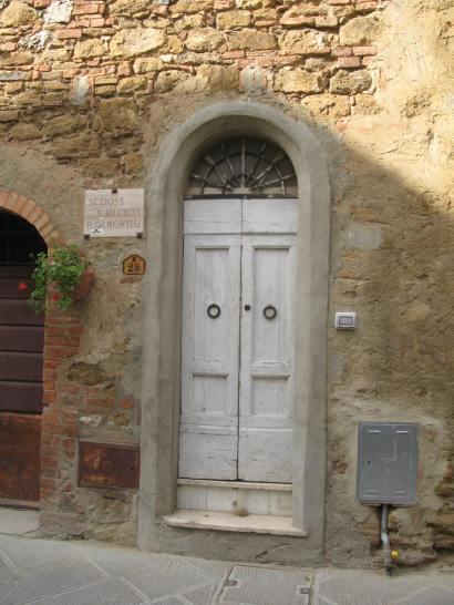 A Door in Montisi