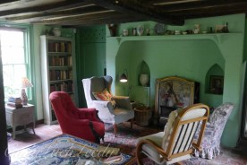 The Sitting Room, Monk's House, Rodmell, UK
