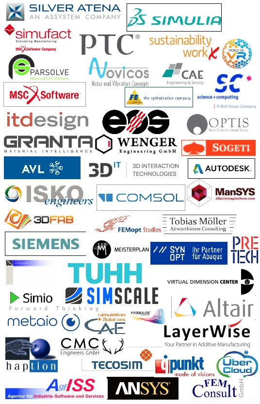 Companies at the CAE-Forum Stage Digital Factory