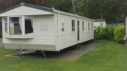 2010 WILLERBY BERMUDA, 37' X 12', 3 BED, £20,995