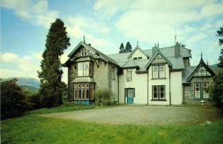 Youth Hostel mid 60's