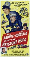 Abbott And Costello Meet The Keystone Cops