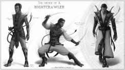 Nightcrawler - Sketch