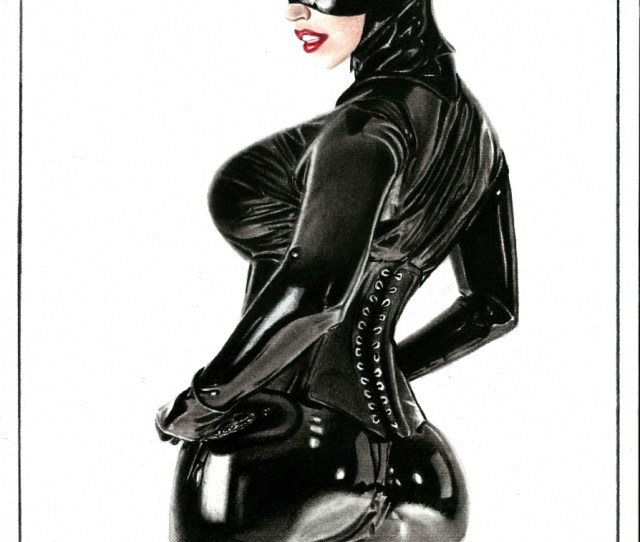 Bianca Beauchamp Catwoman By Adriano Altamir Comic Art