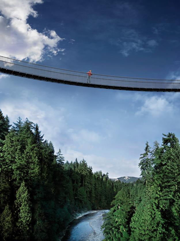 Capilano Suspension Bridge (1)