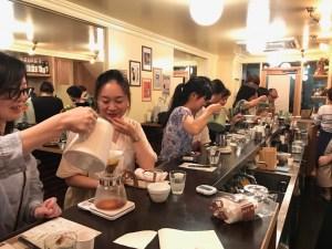 CAFE CUPOLA mejiro hand drip school 3