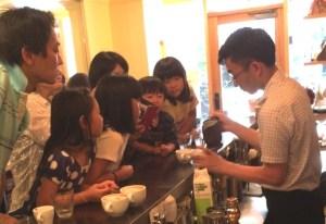 CAFE CUPOLA mejiro 1_先生のお手本