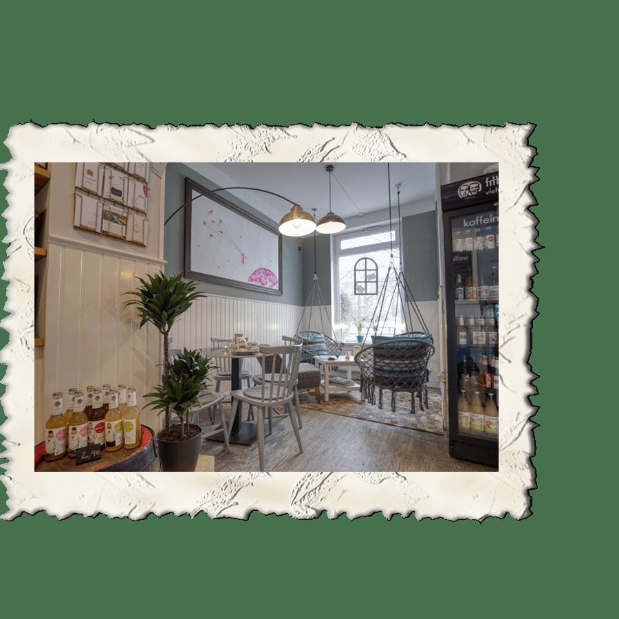 Kleiner Prinz Cafe Hamburg