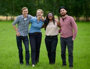 Team Stimbekhof für Cafe Missingsch