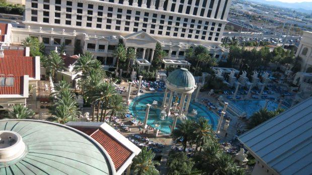 Hébergement, Las Vegas, Hôtels casino, Caesars Palace