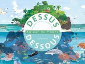 Dessus-dessous autour du monde, Charline Picard, Anne-Sophie Baumann, Seuil Jeunesse