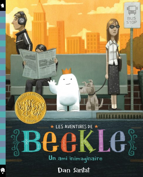 Les aventures de Beekle un ami inimaginaire, Dan Santat, Little Urban