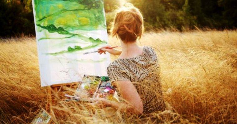 Importanța artei și creativității pentru îngrijirea sinelui