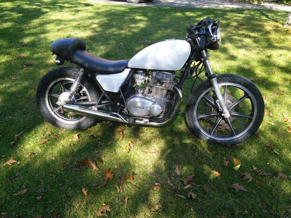 Vintage 1975 Harley Davidson Sportster Motorcycle