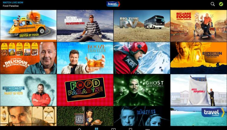 Travel Channel Android