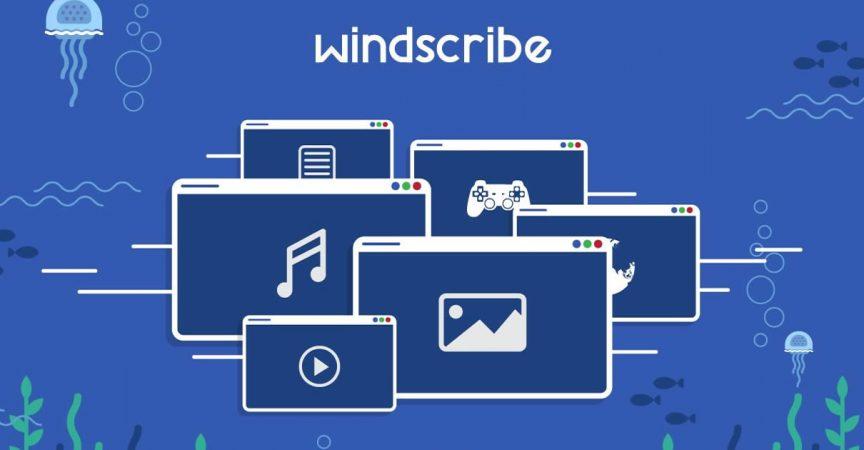 VPN Gratuit Wind Scribe