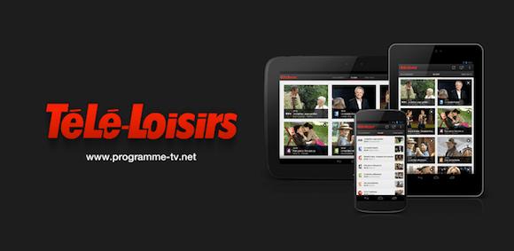 Programme TV Télé Loisir Android