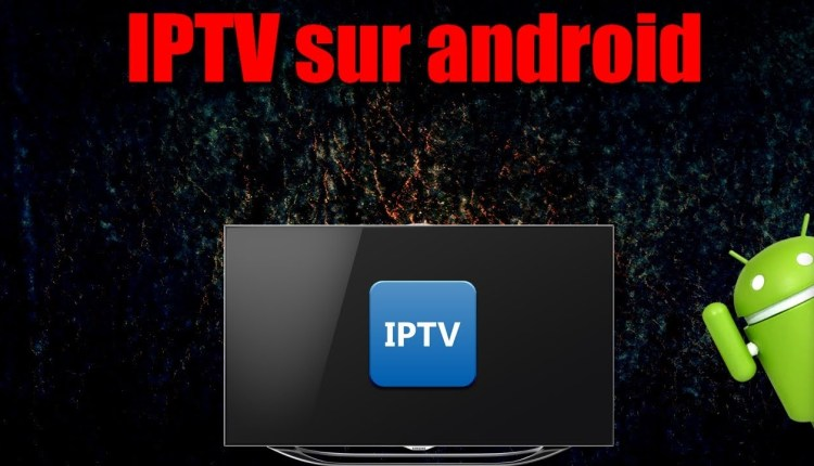 Application IPTV Android