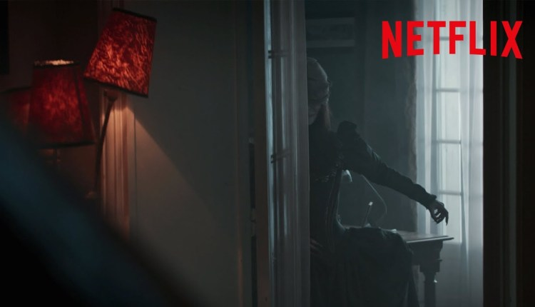 Série Netflix Marianne Saison 1