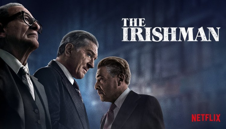 The Irishman Film Netflix