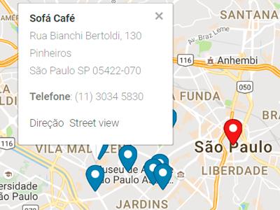 Onde Encontrar Cafés em SP
