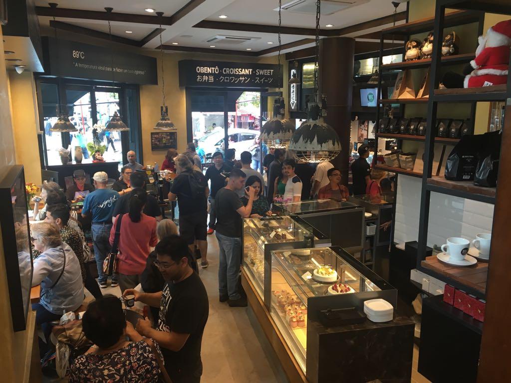 89 Coffee Station