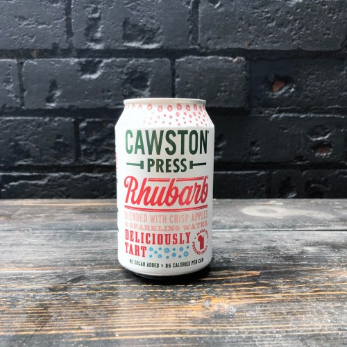 Cawston Press Apple + Rhubarb