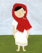 タイの女の子