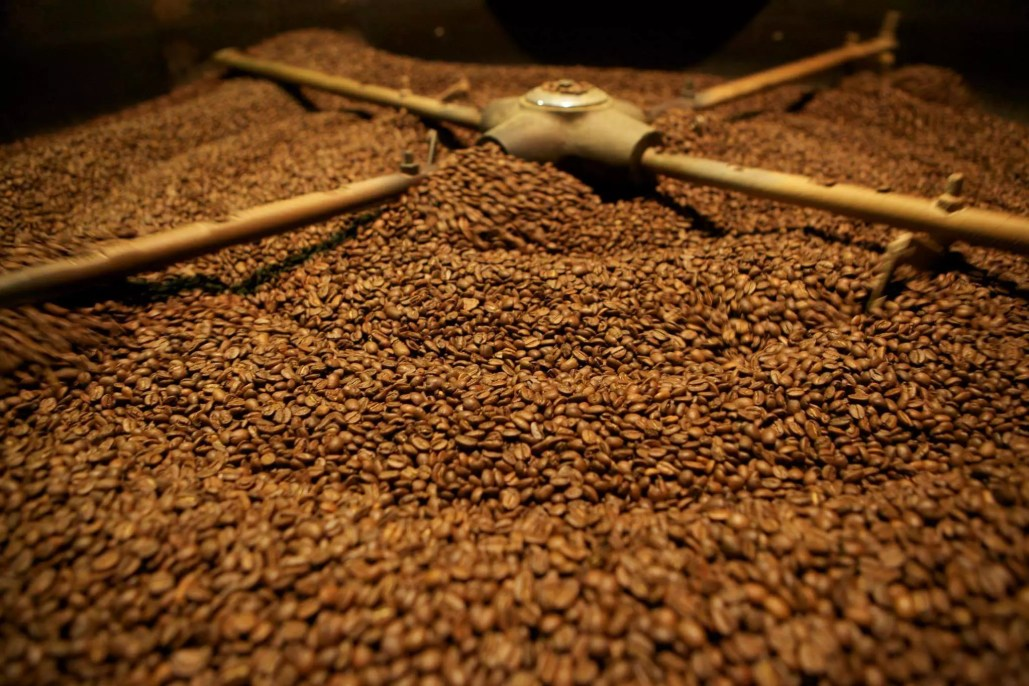 Caron Coffee Roasting