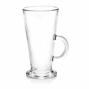 Catalina Latte Glass