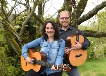 Bettina Schaaf und Stefan Jehn