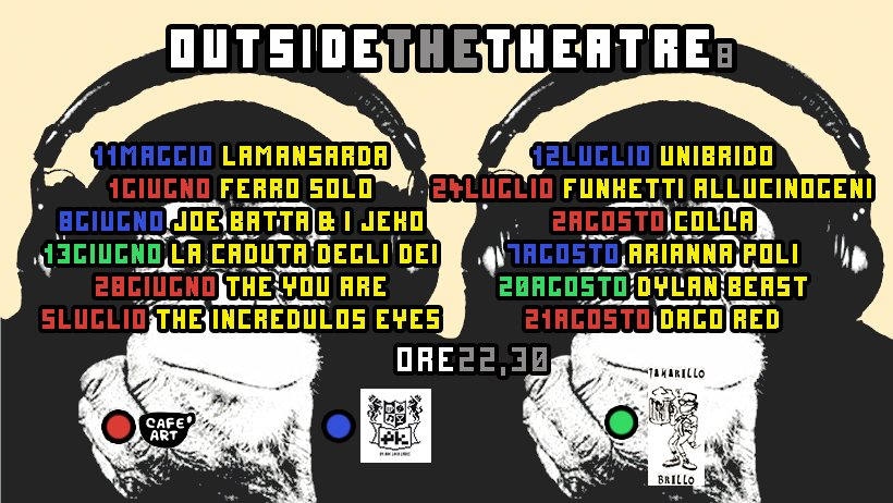 outside the theatre 2019 lanciano caffetteria fenaroli