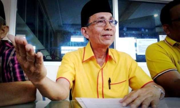 Irman - Zunnun Tunjuk Patabai Pabokori Komandoi Tim Pemenangan