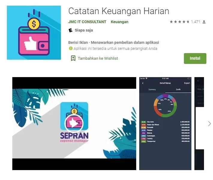 Aplikasi Bisa Android