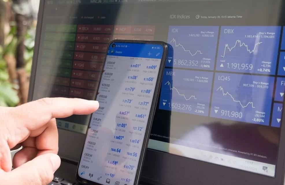 10 Broker Forex Terbaik, Akun Investor Forex