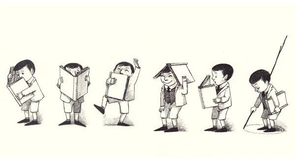 Hãy để việc cứu thế giới cho thư viện: Mơ mộng để thay đổi tương lai