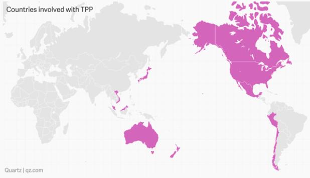 Thị trường TPP