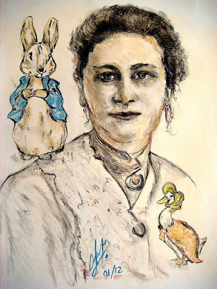 The Enchanting Beatrix Potter