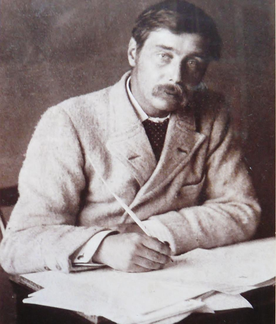 Honoring H.G. Wells