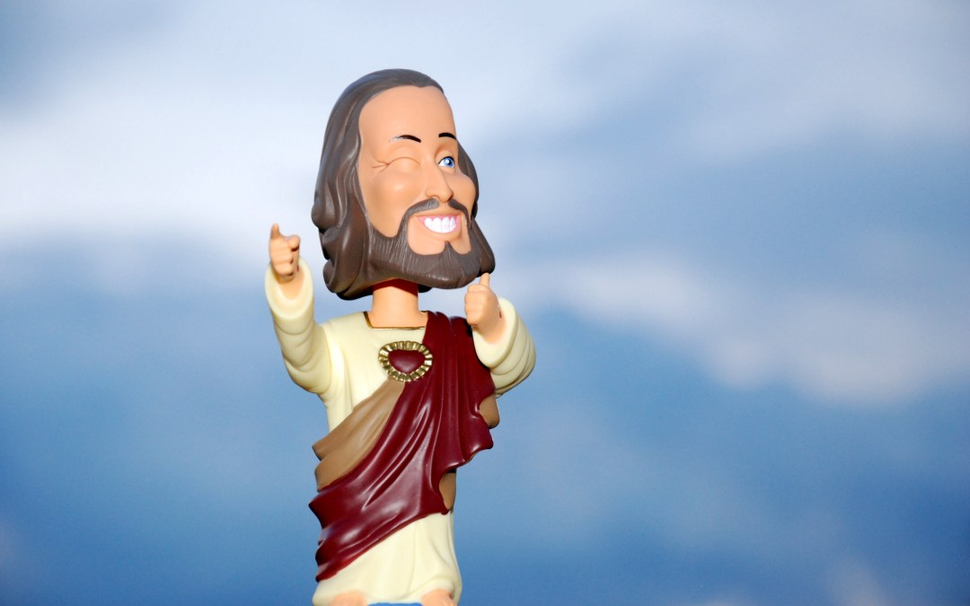 Jesus Is Always the Answer: How God Helps Authors and School Cheats
