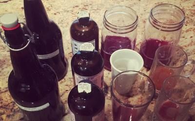 Temptation 101: How to Avoid Certain Death Brewing Kombucha