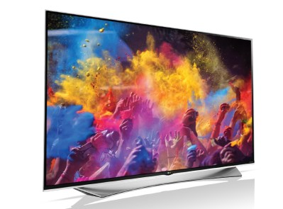 TV LG ULTRA HD 55UF9500 – Review
