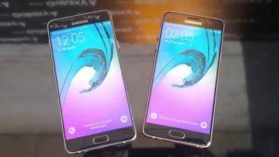 Samsung apresenta linha 2016 do Galaxy A