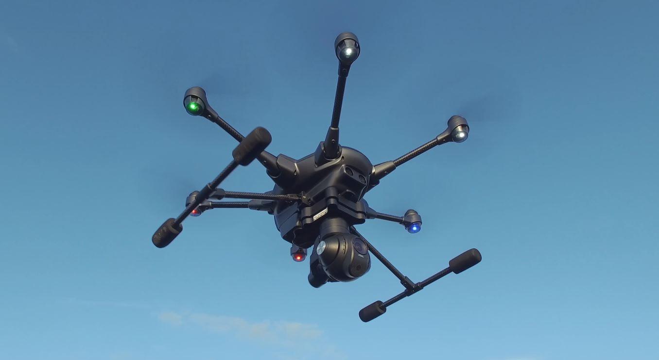 Drone da Yuneec ganha prêmios na CES 2016