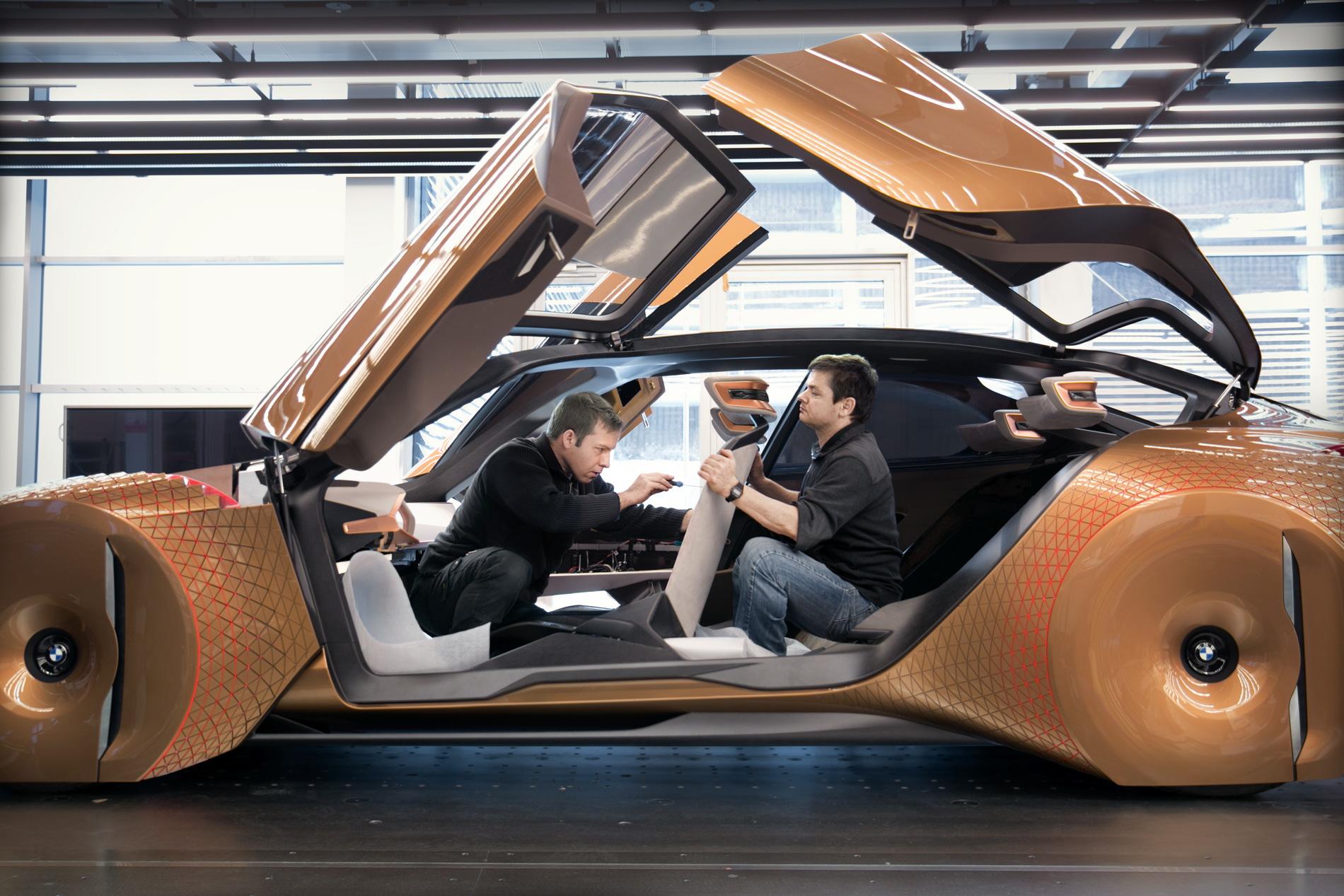 Carros autônomos já são realidade em 2017