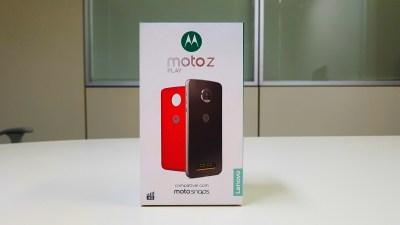 Moto Z Play traz bateria de sobra e ótimo desempenho