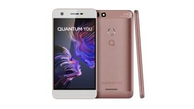 Quantum apresenta a linha de smartphones Quantum You