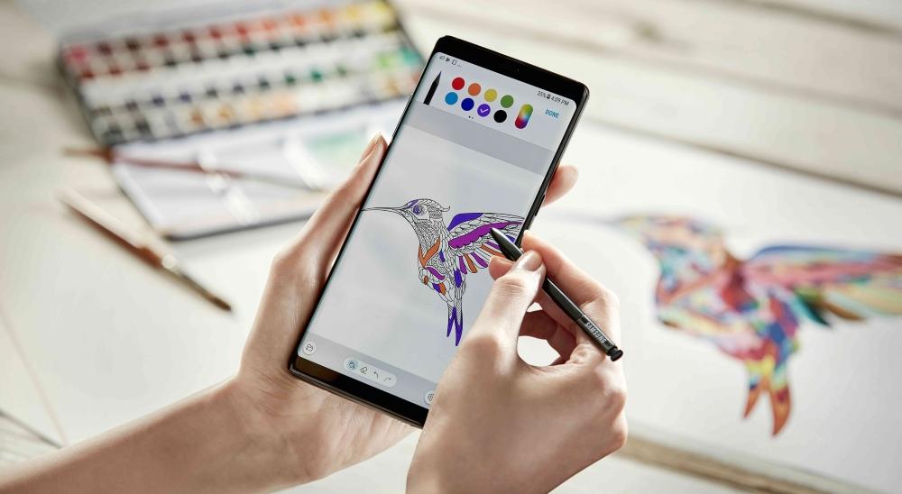 Vivo tem pré-registro para Galaxy Note 8